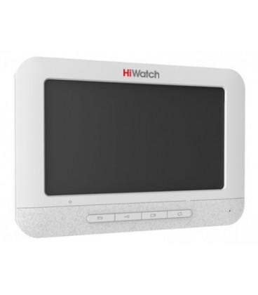 """HiWatch DS-D100M 7"""" цветной TFT монитор видеодомофона"""