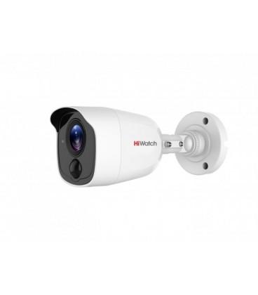 HiWatch DS-T210 2Мп уличная цилиндрическая HD-TVI камера