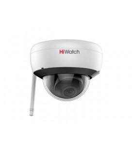 HiWatch DS-I252W 2Мп внутренняя купольная IP-камера