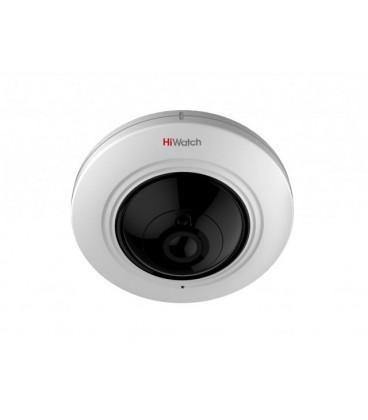 HiWatch DS-I351 3Мп внутренняя купольная панорамная IP-камера