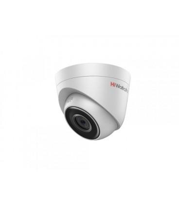 HiWatch DS-I453 24Мп уличная купольная мини IP-камера
