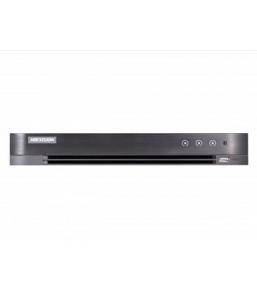 DS-7204HUHI-K1/P - 4-х канальный гибридный HD-TVI регистратор