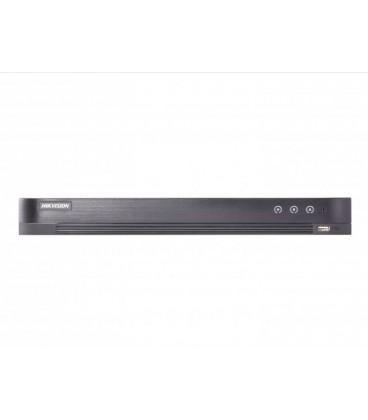 DS-7208HQHI-K2/P - 8-ми канальный гибридный HD-TVI регистратор