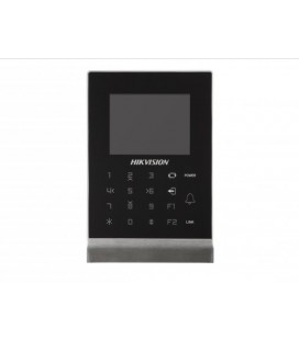 DS-K1T105E Терминал доступа со встроенным считывателем EM карт