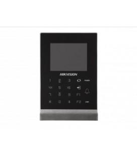 DS-K1T105M Терминал доступа со встроенным считывателем Mifare карт