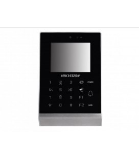 DS-K1T105E-C Терминал доступа со встроенными считывателем EM карт и 2Мп камерой