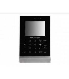 DS-K1T105M-C Терминал доступа со встроенными считывателем Mifare карт и 2Мп камерой