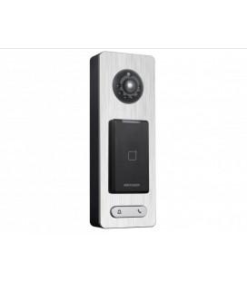 DS-K1T500S Терминал доступа со встроенными считывателем Mifare карт и 2Мп камерой