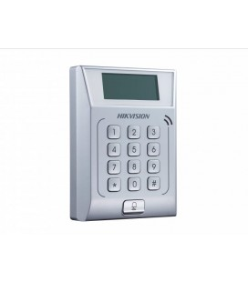 DS-K1T802E Терминал доступа со встроенным считывателем EM карт
