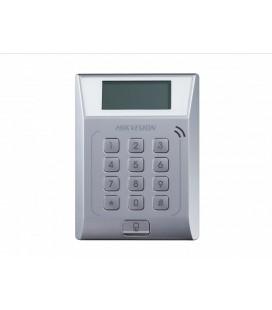 DS-K1T802M Терминал доступа со встроенным считывателем Mifare карт