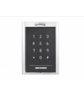 DS-K1101MK Считыватель Mifare карт с сенсорной клавиатурой