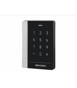 DS-K1102MK Считыватель Mifare карт с сенсорной клавиатурой