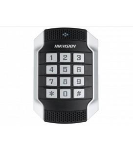 DS-K1104MK Считыватель Mifare карт с механической клавиатурой