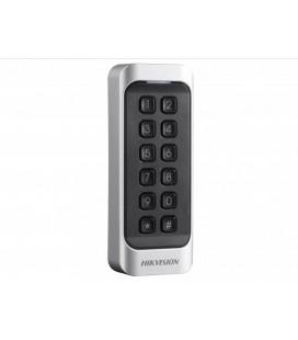 DS-K1107MK Считыватель Mifare карт с механической клавиатурой