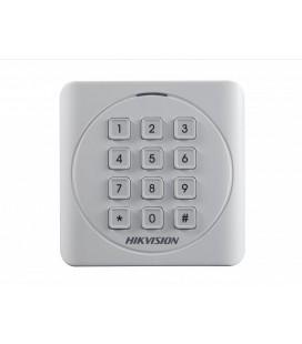 DS-K1801MK Считыватель Mifare карт с механической клавиатурой