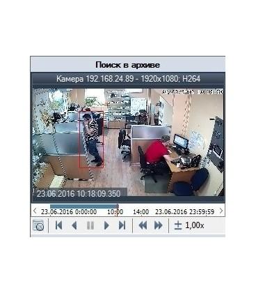 «Обнаружение лиц» Программный аналитический модуль