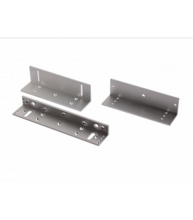 DS-K4H258-LZ Комплект монтажных уголков для электромагнитных замков DS-K4H258