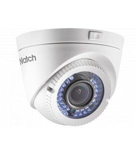 HiWatch DS-T209P (2.8-12 mm) 2Мп внутренняя купольная HD-TVI камера