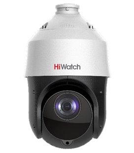 HiWatch DS-I225 2Мп уличная поворотная IP-камера с EXIR-подсветкой до 100м