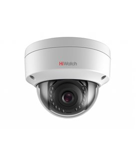 HiWatch DS-I252 2Мп уличная купольная мини IP-камера