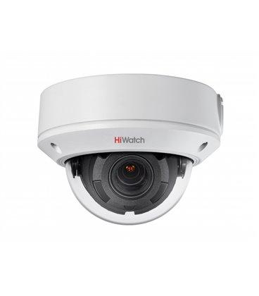 HiWatch DS-I258 2Мп уличная купольная IP-камера с ИК-подсветкой до 30м