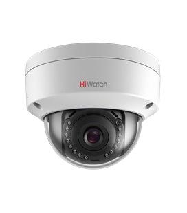 HiWatch DS-I402 4Мп уличная купольная мини IP-камера