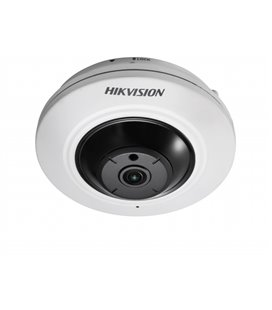 Hikvision DS-2CD2955FWD-I (1.05mm) - 5Мп fisheye IP-камера