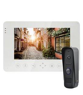 Комплект видеодомофона AltCam VDP101M+VP8001