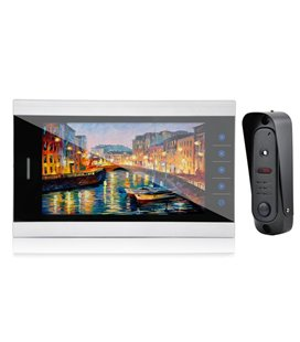 Комплект видеодомофона AltCam VDP102M+VP1k1