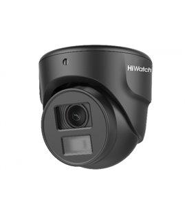 HiWatch DS-T203N 2Мп уличная миниатюрная купольная HD-TVI камера с ИК подсветкой