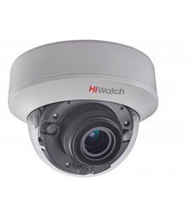 HiWatch DS-T507 (C) (2.7-13.5 mm) 5Мп внутренняя купольная TVI камера с ИК