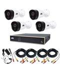 ATIS PIR kit 4ext 5MP Комплект видеонаблюдения для самостоятельной установки