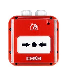 ИПР 513-3М IP67 Ручной пожарный извещатель с защитой оболочки IP67