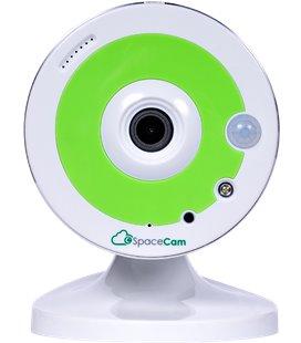 SpaceCam F1 Green - 1Мп IP-камера, встроенный микрофон