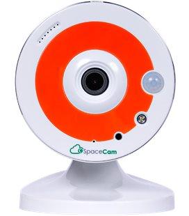 IPEYE SpaceCam F1 Orange - 1Мп IP-камера, встроенный микрофон