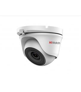 HiWatch DS-T123 1Мп уличная цилиндрическая HD-TVI камера