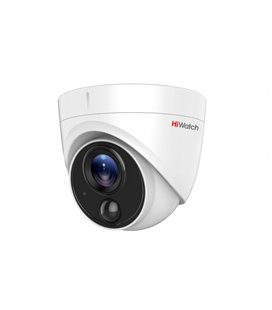 HiWatch DS-T513 5Мп уличная цилиндрическая HD-TVI камера