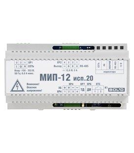 МИП-12 исп.20 Резервированный источник питания, 12 В, 3 А