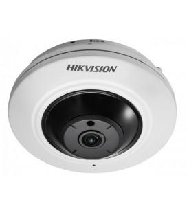 Hikvision DS-2CD2942F- 4Мп мини fisheye IP-камера