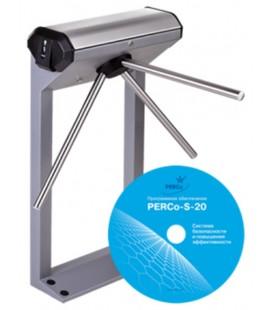 PERCo-KT02.3 Электронная проходная для карт формата EMM/HID